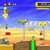 New Super Mario Bros. U Hands-on: Blazing through Boost Rush Mode