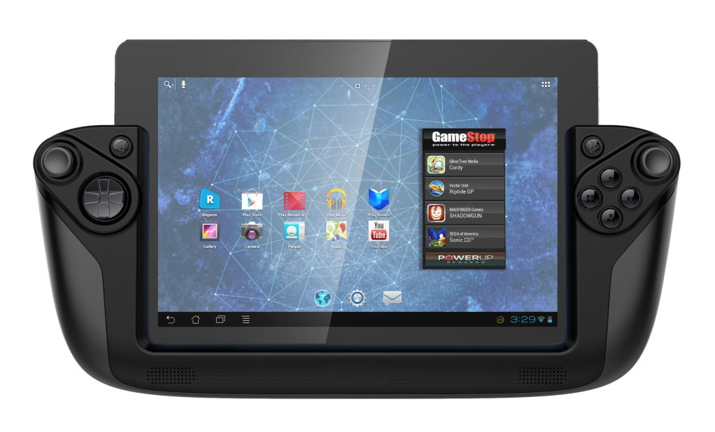 games tablet