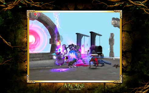 Arcane Legends preview