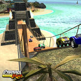 RuneScape developer speeds onto Facebook with Carnage Racing this November