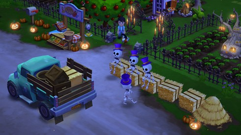 FarmVille 2 Halloween