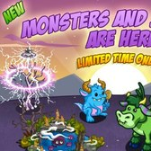 FarmVille Monsters & Zombies Items: Jelly Blob Tree, Bat Fest and more