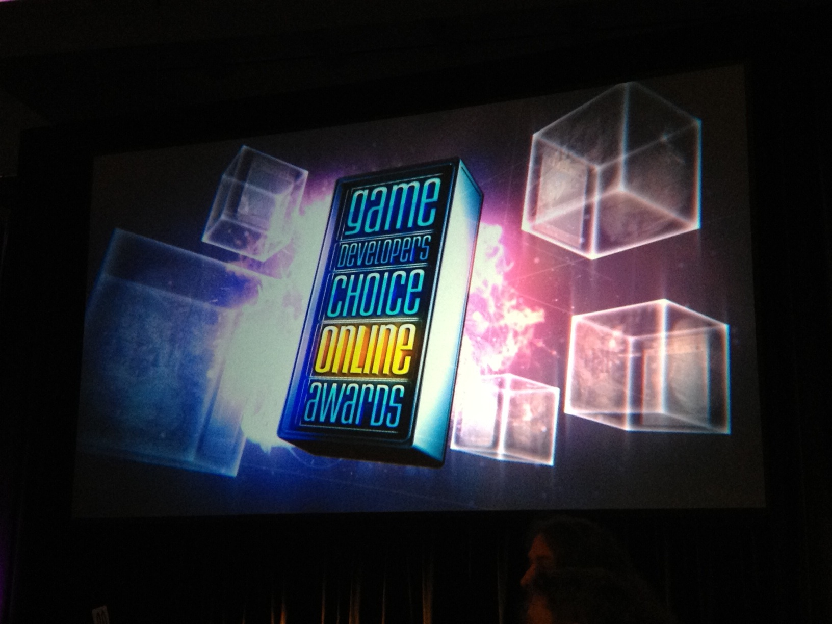 gdc choice online awards