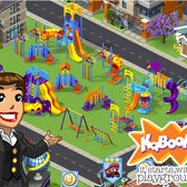 CityVille KaBOOM Promotion: Build playgrounds to help real world kids