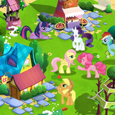 Attention Bronies: This is what My Little Pony on smartphones looks like