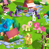 My Little Pony: A city builder that kids (and adults) will go gaga over