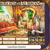 Don your detective's cap in Mirrors of Albion, coming soon to iPad