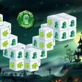 Mahjongg Dimensions Blast: Collect spooky puzzles just in time for Halloween [