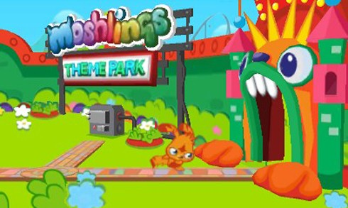 Moshi Monsters Moshing Theme Park