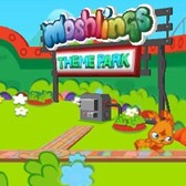 Moshi Monsters: Moshlings Theme Park scr