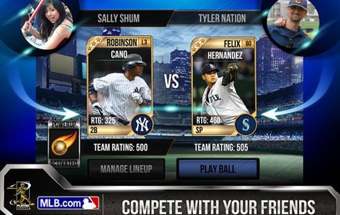 MLB Full Deck