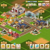 Big Business HD: Lots of work mixes with lots of play in this iPad city-builder