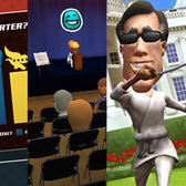 Political Play: Five games to play during the final presidential debate