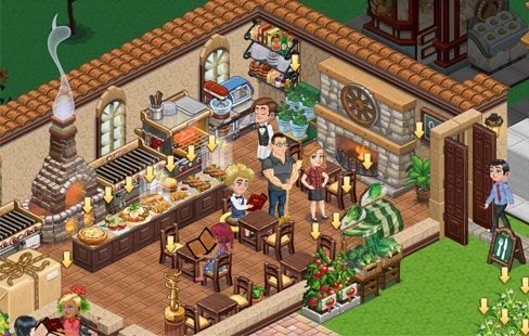 ChefVille Make It Possible Quests
