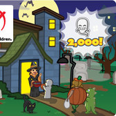 CityVille: Trick or Treat this Halloween to support Save the Children