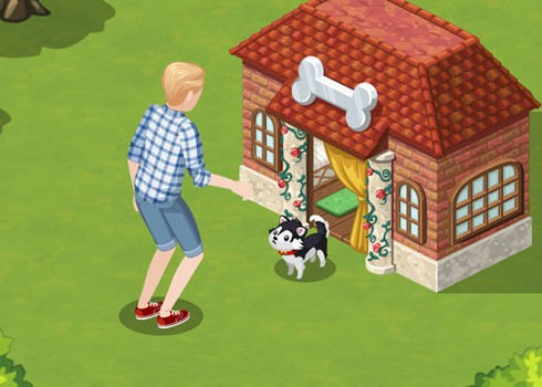 The Sims Social Pets quests