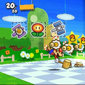 Paper Mario: Sticker Star on 3DS: A real charmer with a few wrinkles