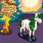 FarmVille Woodland Mist Items: Pixie Tree, Violet Sheep and more