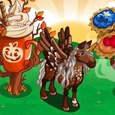 FarmVille Autumn Garden Items: Birds Nest Tr