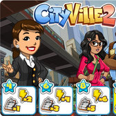 CityVille: Play CityVille 2 for free Zoning Permits and more
