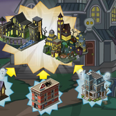 CityVille Haunted Heights Spectral Civic Center: Everything you need to know
