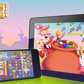 Candy Crush Saga aims for sweet, sweet victory on iOS for free