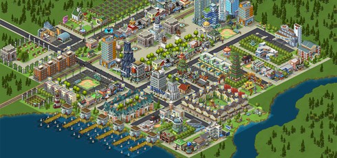 CityVille screen shots
