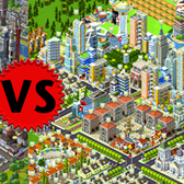 Facebook Game Face-off: CityVille vs. CityVille 2