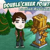 FarmVille: Stock up on Christmas Cheer with a Double Cheer Statue