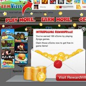 Zynga's RewardVille will hand out its last prize on December 5
