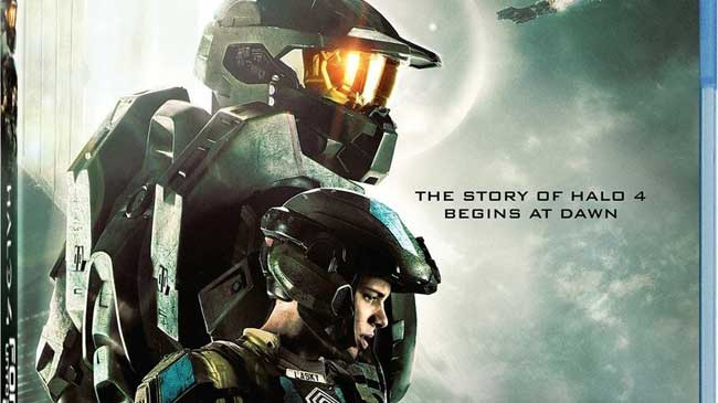 Halo 4: Forward Unto Dawn Blu-ray Review