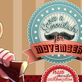 The Moustaches of Movember come to Oregon Trail: American Settler on Android