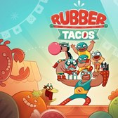 Sava Transmedia and Zynga fling Rubber Tacos onto iOS