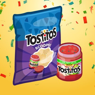 The Sims Social: Boost your Sims mood with Tostitos branded bonuses