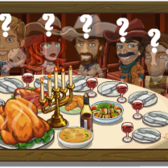 The Pioneer Trail Thanksgiving Cheats
