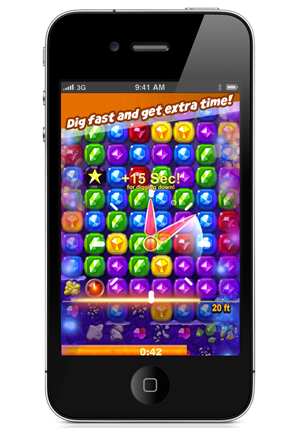 Ruby Blast review iOS