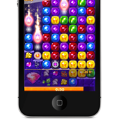 Zynga mines Ruby Blast for all it's worth on iPhone, iPad for free