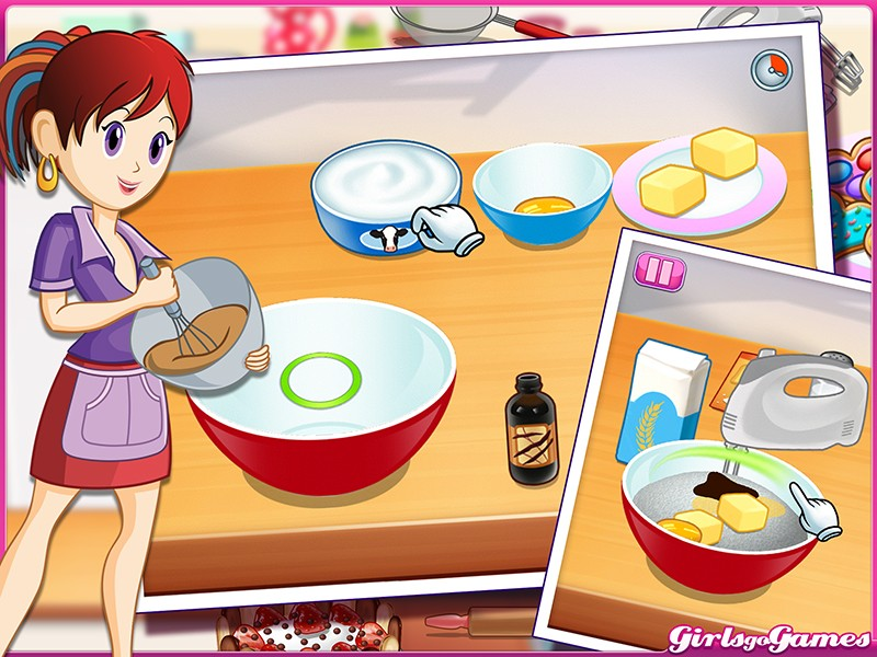 3 player games for girls only cooking