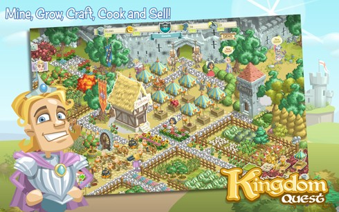 Kingdom Quest Zynga.com