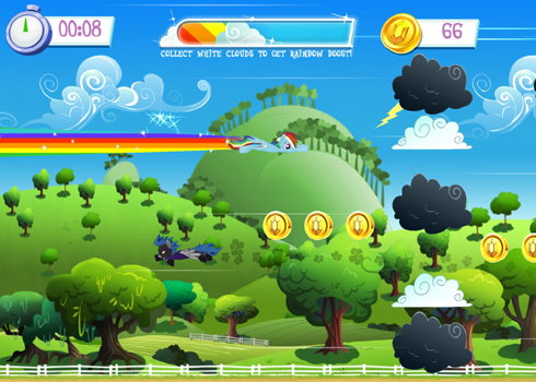 My Little Pony screens