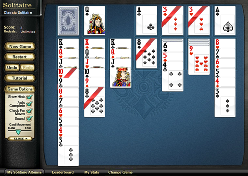 Solitaire Classic cheats