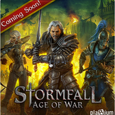 Stormfall: Age of War on Facebook speaks to players ... literally