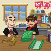 CityVille Toys for Tots Goals: Everyt