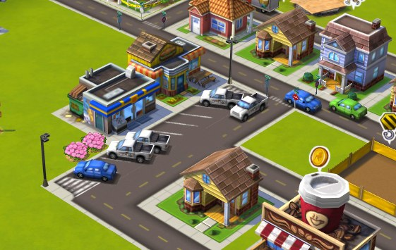 CityVille 2 Cheats and Tips: Turn roads into parking lots with