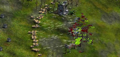 War Commander Live Battles
