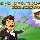 CityVille Sneak Peek: Celebrate with Wendy's this Christmas