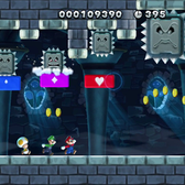 New Super Mario Bros. U on Wii U: But don't call it a throwback