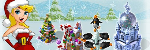Winter Wonderland Items