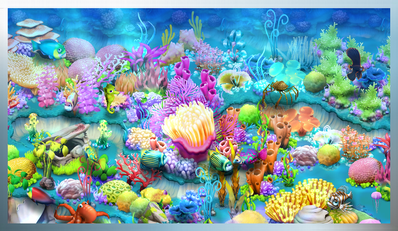 finding nemo coral reef - photo #30