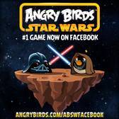Angry Birds Star Wars makes surprise landing on Facebook for the fans
